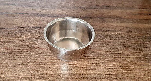 stainless steel ferret food bowl