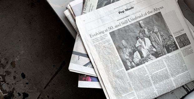 Old Newspapers As Ferret Litter