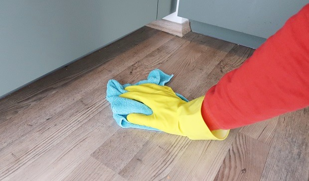Step 5 Clean The House