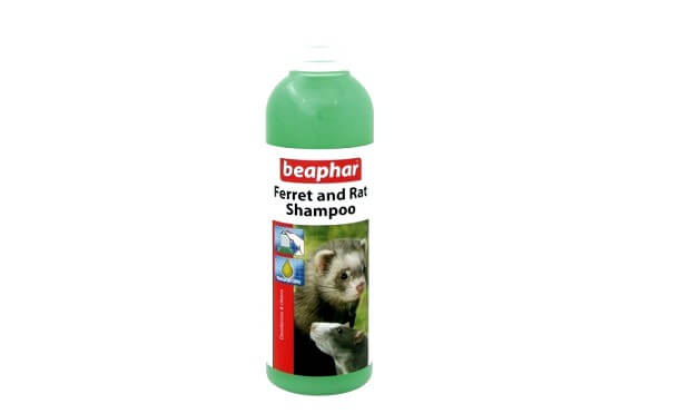 ferret bathing shampoo