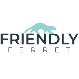 Friendly Ferret Logo 2021.