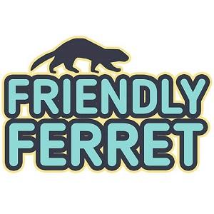 friendly ferret logo 2016.-2020.