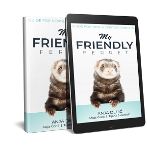 My Friendly Ferret Guide E-book About Us