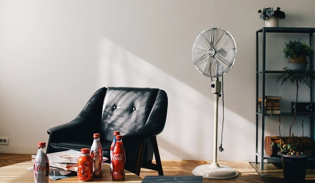 Use Fans For Cooling Room