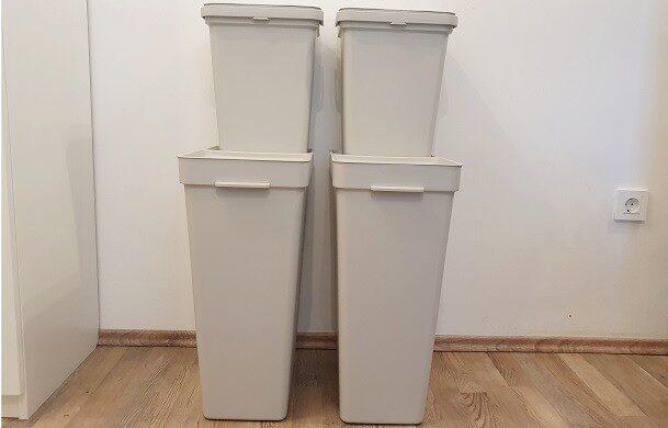 ferret proof trash can