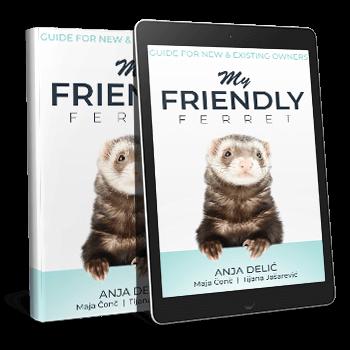 friendly ferret ebook subscribe