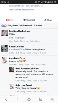 friendly ferret testimonial 31