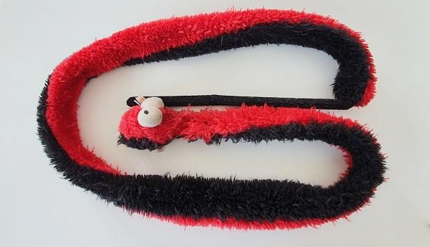Ferret Toys On String