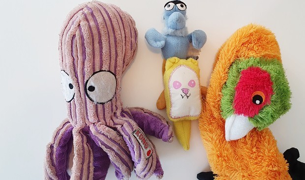 Ferret Toys Plushies