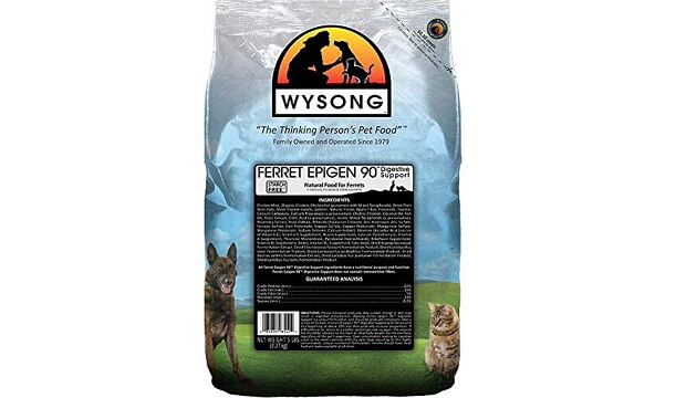 Ferret Epigen 90 Digestive Support by Wysong
