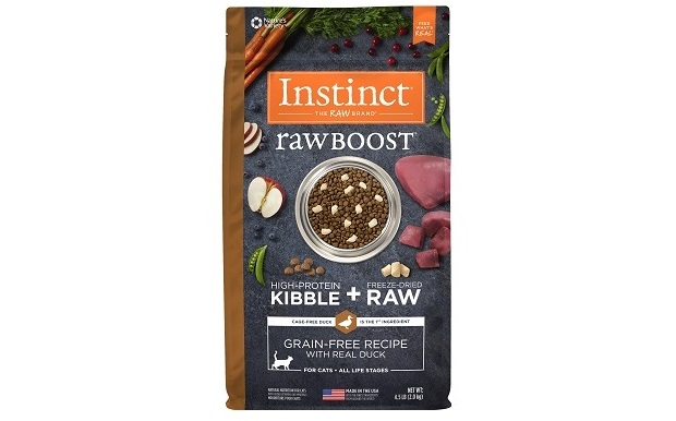 Raw Boost Grain-Free With Real Duck by Instinct