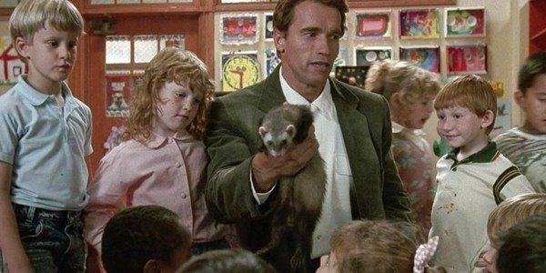 Ferrets As Movie Stars & Supporting Roles