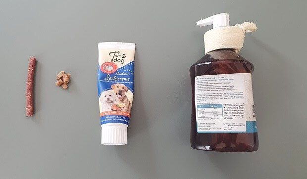 treats for cleaning ferrets ears