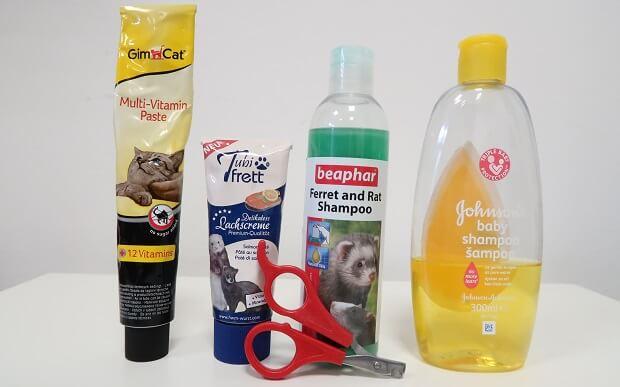 part of ferret accessories