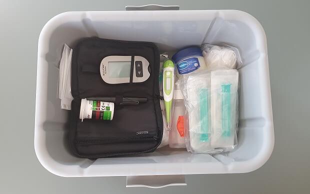 ferret first aid kit